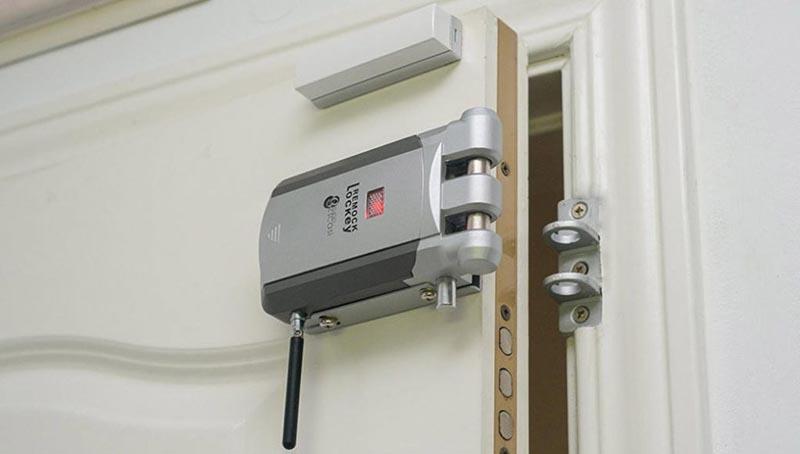 Cerradura Electrónica Invisible
