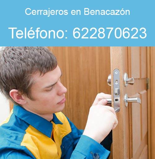Cerrajeros en Benacazón