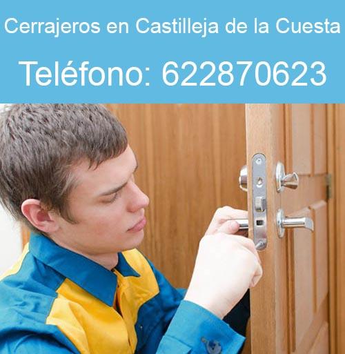 Cerrajeros en Castilleja de la Cuesta