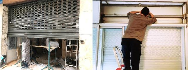 Reparar persianas